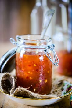 Thai Sweet Chilli Sauce is an integral ingredient or accompaniment for making various Thai dishes. Learn to make it uisng this simple recipe!