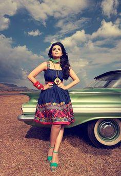 Parineeti Chopra photoshoot for Filmfare July 2013 | Unseen Images