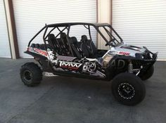 one sweet ride! 12 Polaris RZR4 900xp  from TMW off-roads gallery -  Ahhh I want one so bad!!