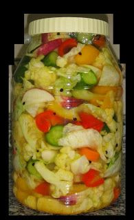Maryam's Culinary Wonders: 275. Mixed Pickles