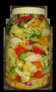 Maryam's Culinary Wonders: 275. Mixed Pickles