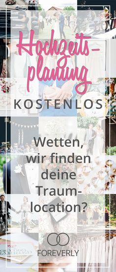 Anhand weniger Fragen helfen wir Dir bei deiner Hochzeitsplanung. Egal ob Scheune oder Schloss, wir finden die perfekte Hochzeitslocation!