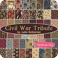 Civil War Tribute by Judie Rothermel