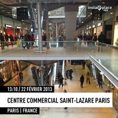 C.C Saint-Lazare Paris