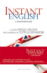 "John Peter Sloan ""Instant English"", Gribaudo"