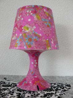 Decopatch lamp