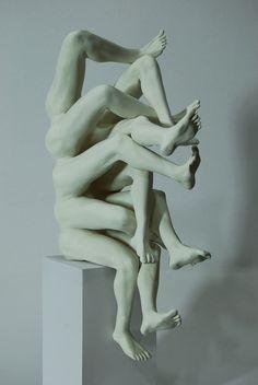 Sculptures by Alessandro Boezio| http://inagblog.com/2016/05/alessandro-boezio…