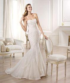 Pronovias- http://www.pronovias.com/ Madeleine's Bridal Boutique- http://madeleinesbridalboutique.com/