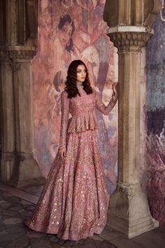 You Can Now Shop Pakistani Bridal Lehengas From Indian Designers! I just found two amazing lehenga stores that are now designing Pakistani Bridal Lehengas! Range of Lehengas start upwards Check all the details here. Indian Bridal Outfits, Pakistani Wedding Dresses, Pakistani Dress Design, Indian Designer Outfits, Wedding Dress Styles, Designer Dresses, Indian Designers, Designer Wear, Pakistani Bridal Lehenga