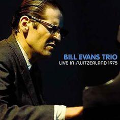 Bill Evans Trio. Live in Switzerland. 1975. http://www.BillEvans.Estate http://www.BillEvans.Estate