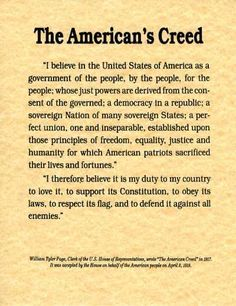 American's Creed: Constitution The Meaning and History of the U. I Love America, God Bless America, Patriotic Images, Patriotic Quotes, Historical Quotes, Founding Fathers, American Revolution, We The People, American History