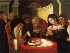 the presentation of jesus in the temple - Google Search