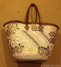 Handmade Moroccan bag