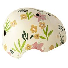 Shop these unique hand-painted cycling helmets from Belle Helmets. Every one is personalized, designed and painted by Danielle Baskin and ordered to your specifications.