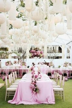 Pink-garden-wedding-decoration-chinese-white-paperllantern_large