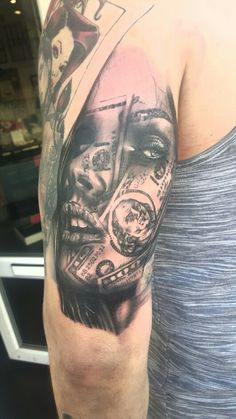 Part of my gambling/vegas sleeve