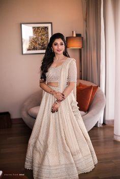 engagement outfit ( Bridal Lehenga )