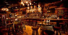cowboy decor | cowboy jacks bar and restaurant minnesota rustic decor unique ...