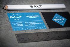 Salt Construction Management on Behance