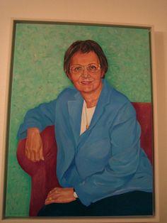 Risto Suomi: a Portrait of a Lady