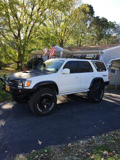 Official 3rd gen 4Runners on 35's Pic Thread - Page 30 - Toyota 4Runner Forum…