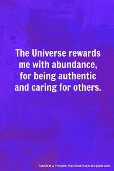 Manifest Prosper: Manifest Prosper: Be Authentic abundance affirmation http://www.loapower.net/peacefulness-of-the-heart/