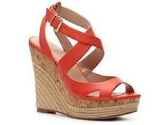 Charles by Charles David Aldente Wedge Sandal