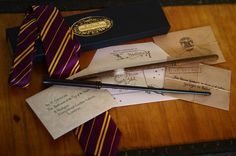 Harry Potter stuff by groundpig.geo, via Flickr