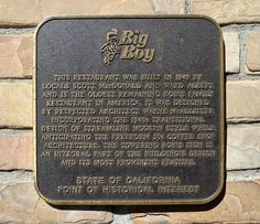 1973 bob's big boy menu | Bob's Big Boy, Burbank Big Boys Diner, Big Boy Menu, Big Boy Restaurants, Vintage Diner, Dog Tag Necklace, Bob, Advertising, Bob Cuts, Bob Sleigh