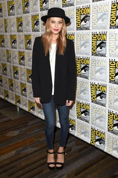 The best celebrity style spotted at Comic-Con 2015: