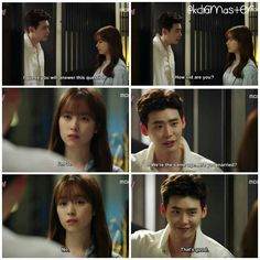 W: Two Worlds kdrama It amazed me how straight forward Lee Jong Suk was being xD Kdrama W, Kdrama Memes, Kdrama Actors, Lee Jong Suk Funny, Lee Jung Suk, Lee Jong Suk Wink, Lee Jong Suk And Han Hyo Joo, Korean Drama Funny, Korean Drama Quotes