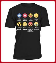 HIKING EMOJI - Internet shirts (*Partner-Link)