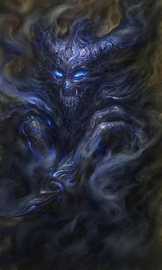 """Hades"" by TsimmerS @ deviantart"