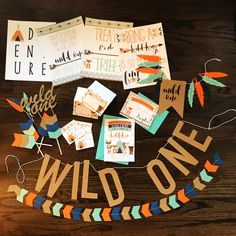 Items similar to Wild One//Wild One Birthday//Tribal Birthday//Animal Birthday//Woodland Birthday//First Birthday//Birthday Party Package 1 on Etsy Wild One Birthday Party, Boy First Birthday, Boy Birthday Parties, Birthday Ideas, Shower Bebe, Baby Shower, Theme Bapteme, Animal Birthday, Birthday Pictures