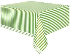 Striped Plastic Tablecloth 108 x 54 Lime Green * Check out this great product.  This link participates in Amazon Service LLC Associates Program, a program designed to let participant earn advertising fees by advertising and linking to Amazon.com.