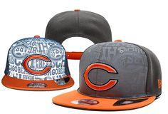 0dd2e50e62f2f NFL Chicago Bears Hat 011 Chicago Bears Gear
