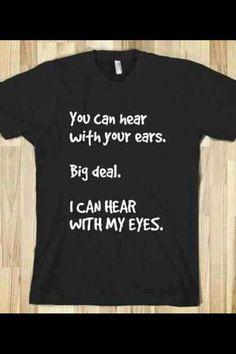 ASL Shirt
