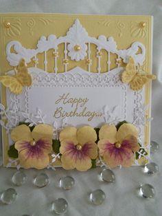 Birthday card for L K 2016