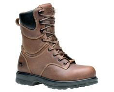 Women's Timberland PRO® 8-Inch TiTAN® Waterproof Rigmaster Safety Toe - Timberland
