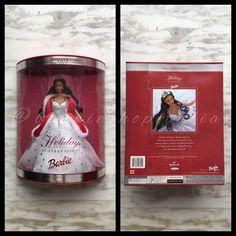 Barbie Happy Holidays AA 2001 NRFB #50305 Mattel   eBay