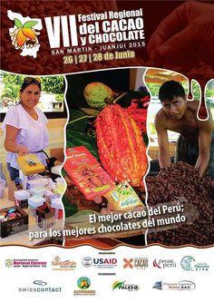 VII Festival del Cacao y Chocolate San Martín Juanjuí 2015