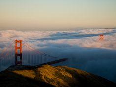Golden Gate Bridge! San Fran, CA!