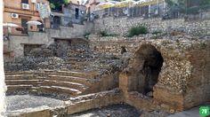 Odeon #Taormina #Messina #Sicilia #Sicily #Italia #Italy #Viaggiare #Viaggio #Travel #AlwaysOnTheRoad