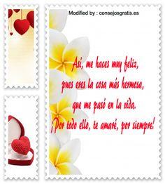 frases y mensajes románticos,enviar originales mensajes de amor: http://www.consejosgratis.es/bellisimas-frases-de-amor-para-mi-novia/