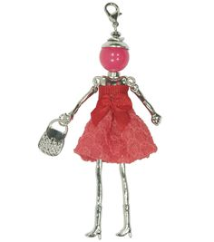 Laliberi Paisian Doll Pendant-Skyler