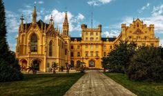 Lednice+Castle+In+Czech+Republic+A+Heritage+Site