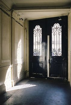 Love these doors!  #interiors #doors
