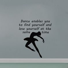 Wall Decals Dance enables you to find Decal Vinyl Sticker  Home Decor Dance School Studio Decor  Window Dorm Living Room MN 245