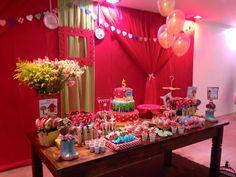 Festa Chapeuzinho Vermelho #papelcomdesign #papelariapersonalizada #festaspersonalizadas #festainfantil #chapeuzinhovermelho  #festamenina