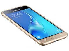 """Smartphone Samsung J3 2016 8GB Dourado Dual Chip - 4G Câm. 8MP + Selfie 5MP Tela 5"""" HD Proc Quad Core com as melhores condições você encontra no Magazine Gfk. Confira!"""